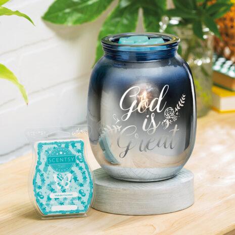 God Is Great Warmer
