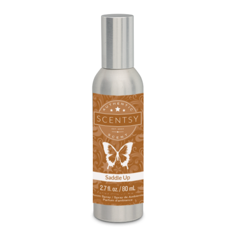 Saddle Up Scentsy Room Spray