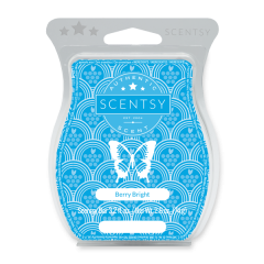 Berry Bright Scentsy Bar