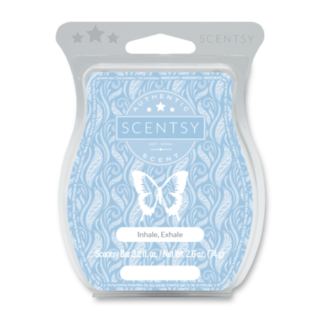 Exhale Scentsy Bar