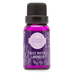 Rose Water Lavender Natural Oil Blend