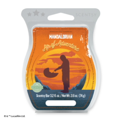 The Mandalorian™ Air of Adventure Scentsy Bar