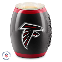NFL Atlanta Falcons Scentsy Warmer