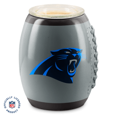 NFL Carolina Panthers Scentsy Warmer