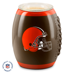 Cleveland Browns Scentsy Warmer