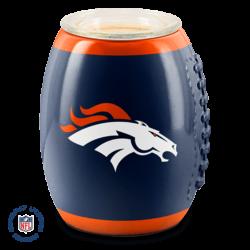 Denver Broncos Scentsy Warmer