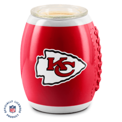 NFL Kansas City Chiefs Scentsy Warmer