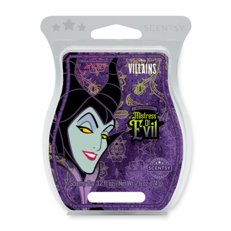 Maleficent: Mistress of Evil Scentsy Bar