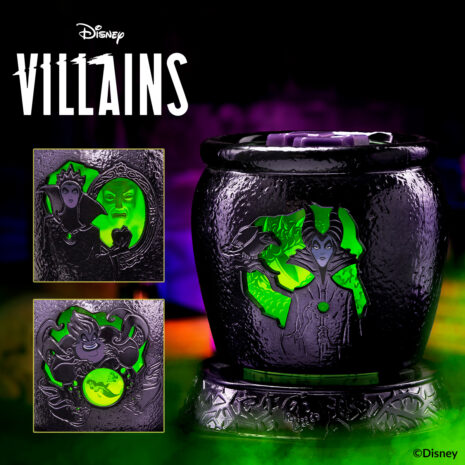 Disney Villains Scentsy Warmer