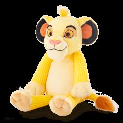 Disney Lion King Simba Scentsy Buddy