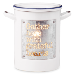 Grateful Hearts Scentsy Warmer