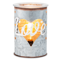 Sweet Love Scentsy Warmer