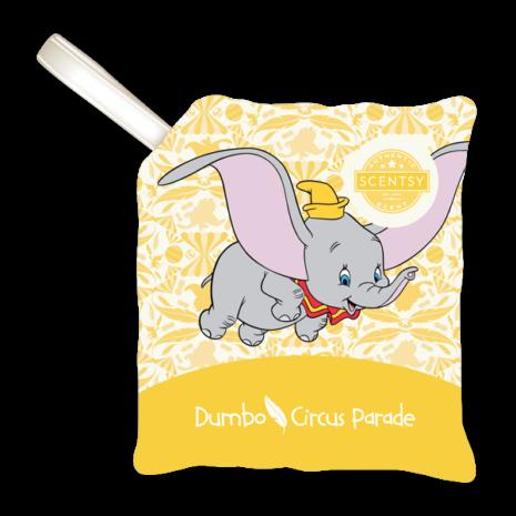 Dumbo, Circus Parade - Scentsy Scent Pak