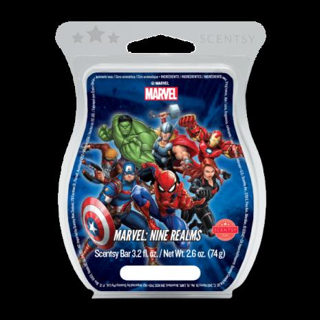 Marvel: Nine Realms Scentsy Bar for sale