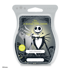 Nightmare Before Christmas Jack's Obsession Scentsy Bar