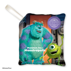 Monsters Inc.: Monstropolis Scentsy - Scent Pak