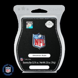NFL Gridiron Rush Scentsy Bar