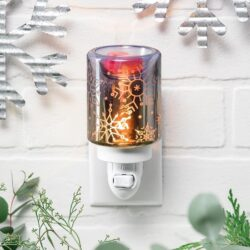 Crystal Christmas Mini Scentsy Warmer