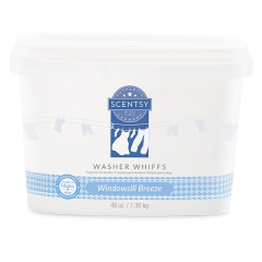Windowsill Breeze Washer Whiffs Tub