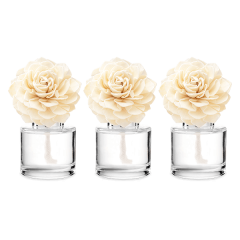 3 Scentsy Fragrance Flowers