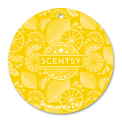 Squeeze the Day Scent Circle