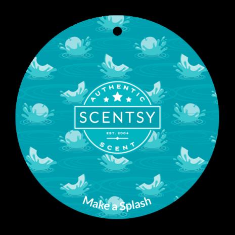 Make a Splash Scent Circle