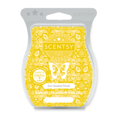 Sun-Soaked Petals Scentsy Bar