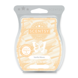 Vanilla Waves Scentsy Bar