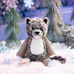 Samson the Snow Leopard Scentsy Buddy