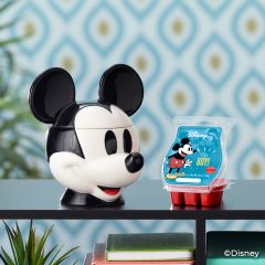 Our Disney Mickey Mouse and Minnie Mouse – Scentsy Warmers will make your favorite fragrances feel even more magical. Trying pairing them with a Scentsy Bar in the fragrances designed just for them: Oh Boy! and Totally Minnie.
