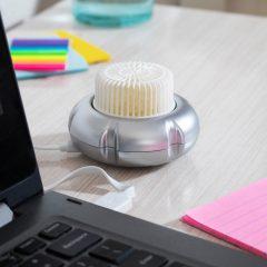 Silver Mini Fan Scentsy Diffuser