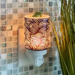 Midnight Tide Mini Scentsy Warmer