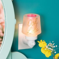 Ooh La La Mini Scentsy Warmer