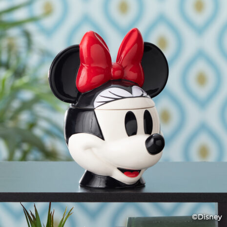 Minnie Mouse Scentsy Warmer