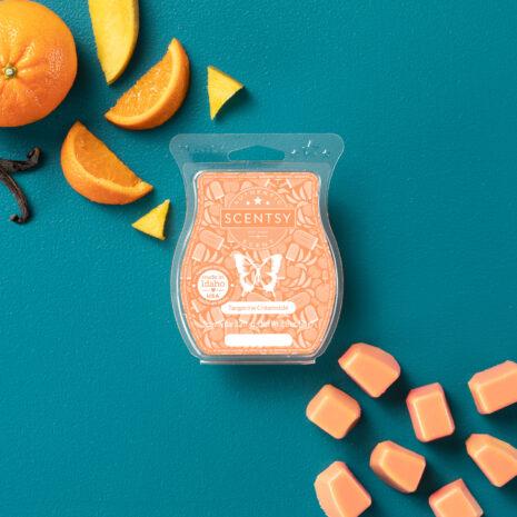 Tangerine Creamsicle Scentsy Bar – Spring/Summer 2021 Catalog