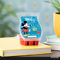 Oh Boy Mickey Mouse Scentsy Bar