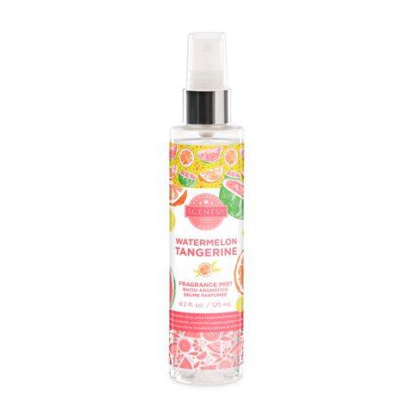 Watermelon Tangerine Scentsy Fragrance Mist