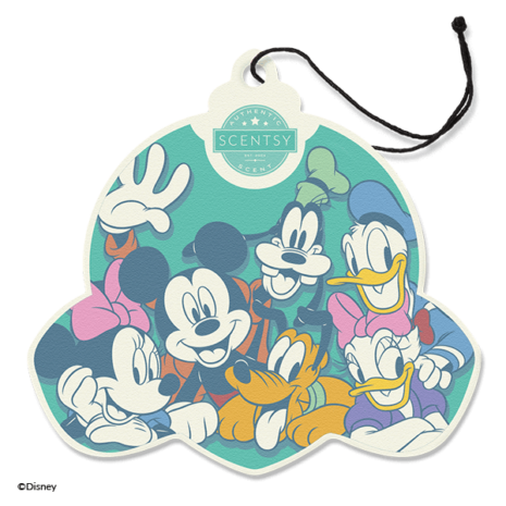 Mickey Mouse & Friends - Scentsy Scent Circle