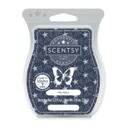 My Hero Scentsy Bar