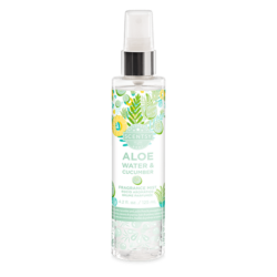 Aloe Water & Cucumber Fragrance Mist