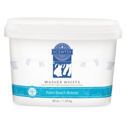 Palm Beach Breeze Washer Whiffs Tub