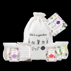 Life's a Garden Scentsy Wax Bundle