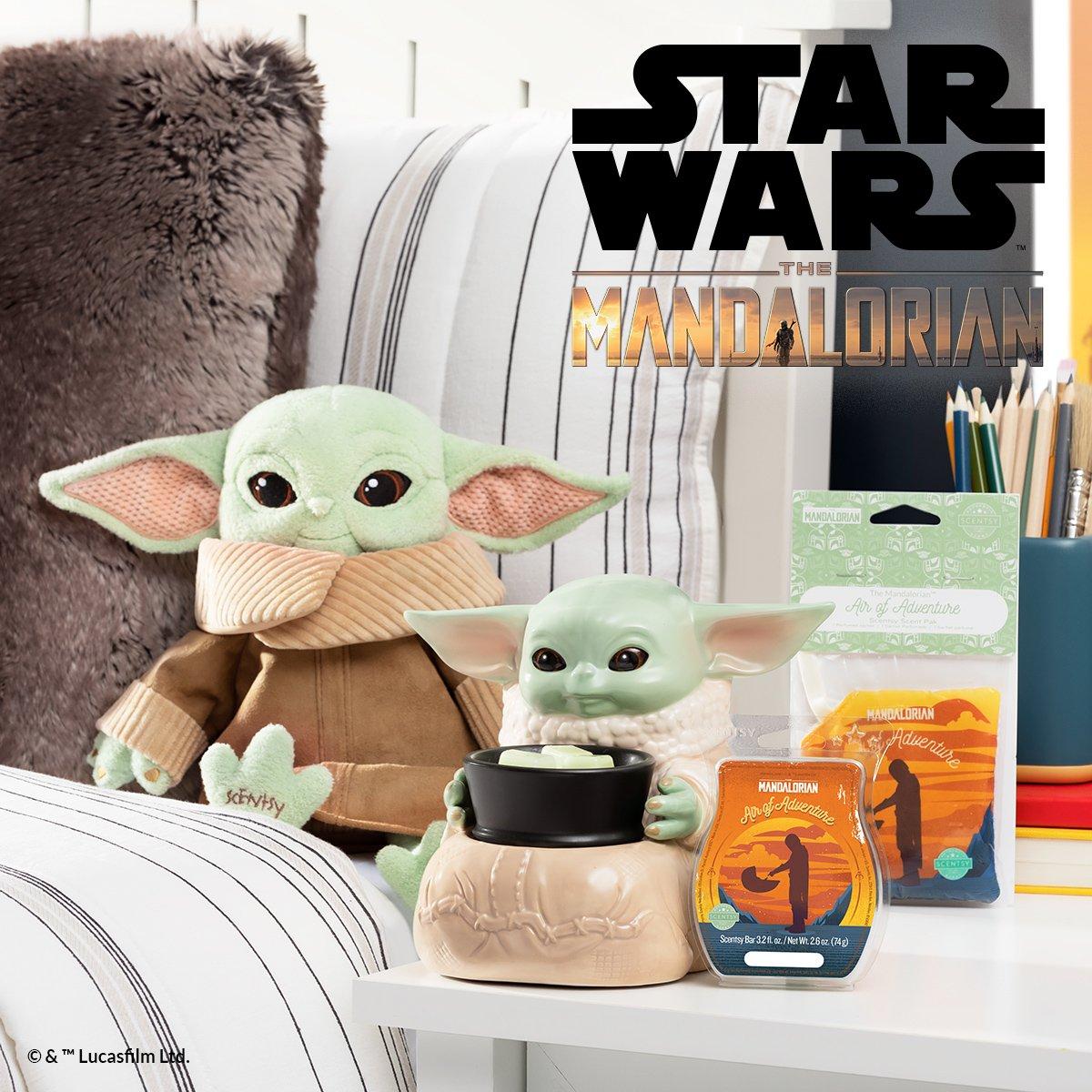 Scentsy The Child Warmer