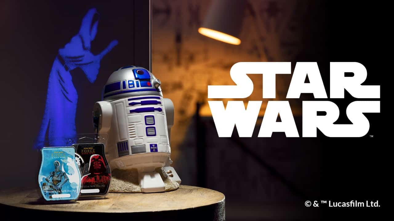 Star Wars™ – Scentsy Collection | R2-D2 Scentsy Warmer | May the 4th 2021