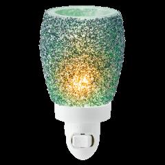 Glitter Teal Mini Scentsy Warmer
