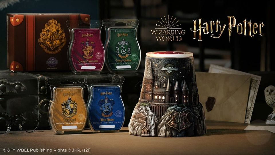 nNew Harry Potter™ Scentsy Collection