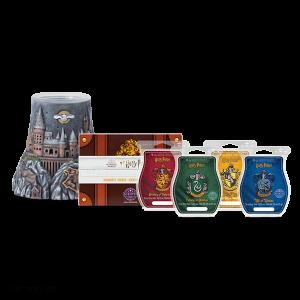 Hogwarts Scentsy Wax and Warmer Bundle