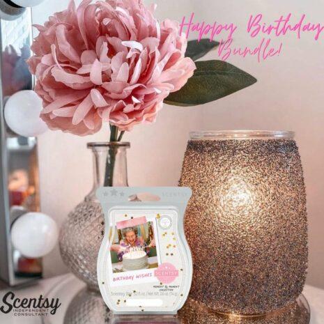 Scentsy Birthday Wishes
