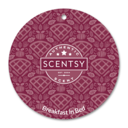 Breakfast in Bed Scent Circle