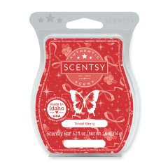 Tinsel Berry Scentsy Bar